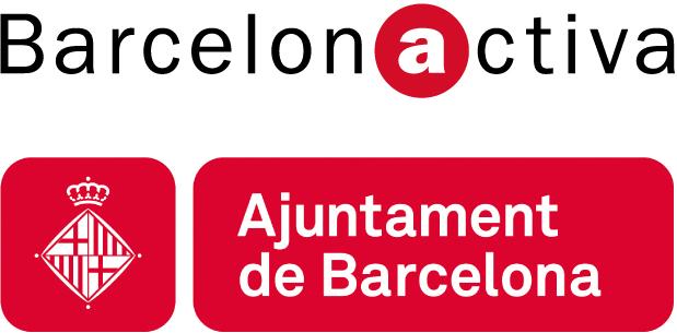 Logo de Barcelona Activa y el Ayuntamiento