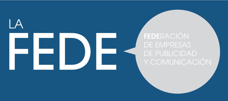 Logo de LA FEDE